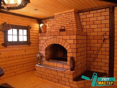 Кладка печей и каминов в Новосибирске, кладка каминов цена строительство печей и каминов из кирпича недорого, отделка печей и каминов цены.