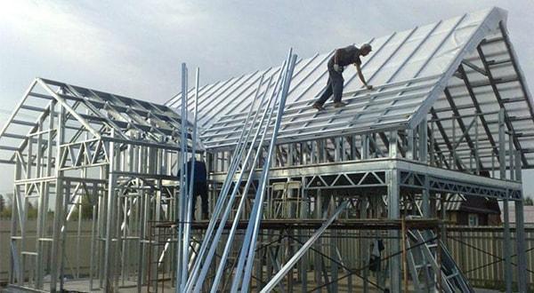 Строительство быстровозводимых зданий в Новосибирске