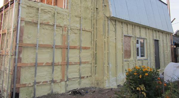 Утепление фасада недорого, в короткие сроки, отличное качество работ.