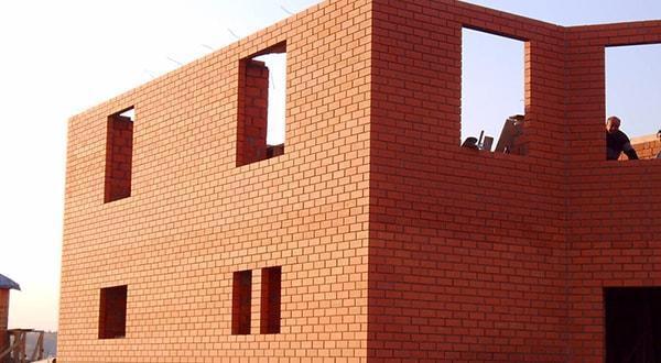 Строительство кирпичных домов в Новосибирске