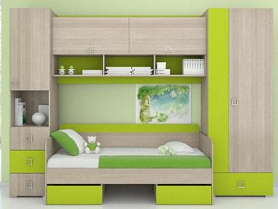 Детская мебель для детской комплекты цена в Новосибирске