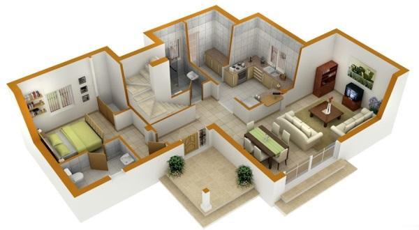 Перепланировка квартиры под ключ. Стоимость проекта перепланировки. Перепланировка жилых и коммерческих помещений под ключ.