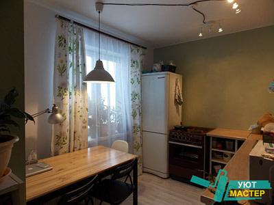 ремонт квартиры студии