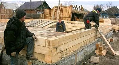Строительство домов из бруса в Новосибирске дома под ключ недорого цена Уют Мастер.