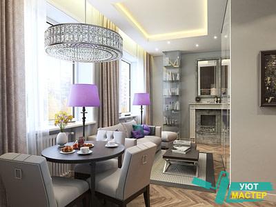 Ремонт и отделка однокомнатной квартиры Новосибирск