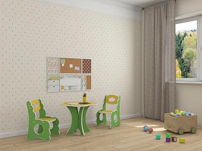 Детская мебель столик Ромашка купить в Ульяновске