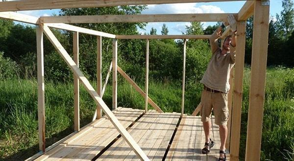 Строительство хозблоков под ключ. Хозяйственные блоки строительство.