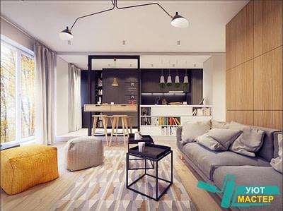 Ремонт квартиры студии Новосибирск цена