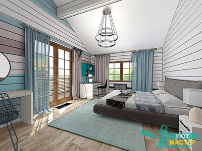 Услуги дизайнера интерьера в Новосибирске по доступной цене заказать комплекс работ Уют Мастер.