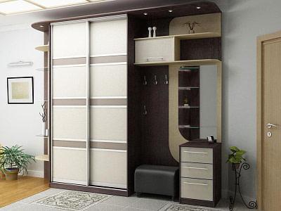 Изготовление шкафов купе по индивидуальным размерам шкаф купе в прихожую