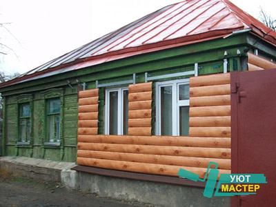 монтаж сайдинга в новосибирске