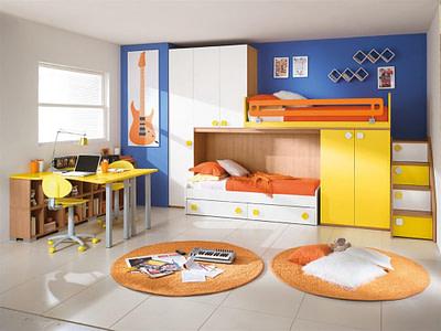Мебель в детскую комнату купить в Новосибирске