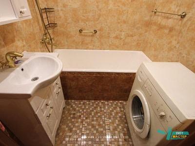 ремонт ванной новосибирск
