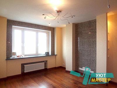 косметический ремонт квартир недорого Новосибирск