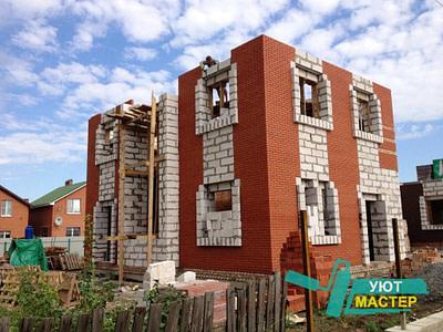 Кирпичный дом под ключ проекты кирпичных домов, построить кирпичный дом недорого