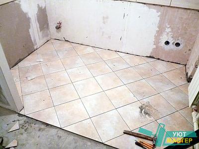 плитка под теплый пол