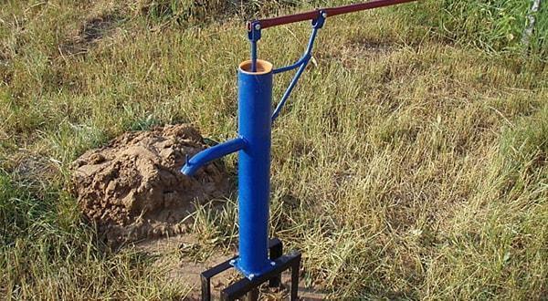 Абиссинский колодец бурение скважин