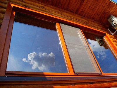Дачные окна под ключ, окна на дачу и в загородный дом недорого