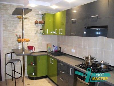 Ремонт кухни стоимость отделки