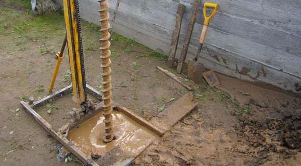 Скважина на песок бурение скважин в новосибирске