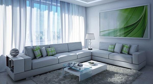 Дизайн интерьера квартиры в Новосибирске