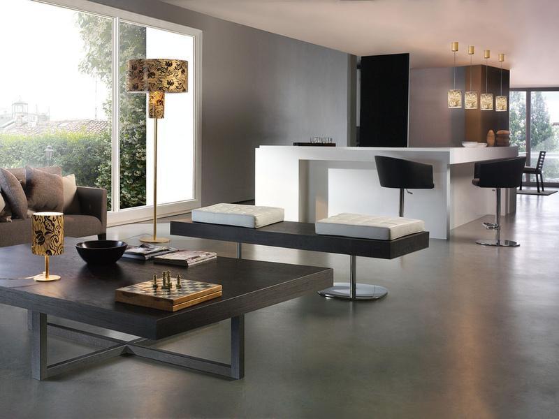 дизайн проект квартиры в стиле минимализм минималистичный интерьер