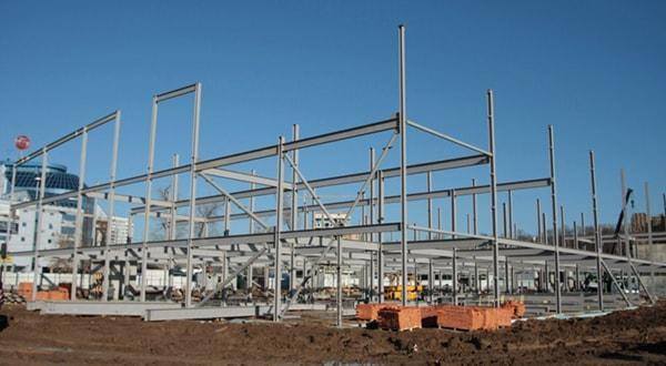 Строительство торговых зданий в Новосибирске
