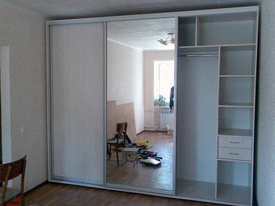 Заказать шкаф купе корпусная мебель Новосибирск