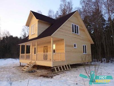 Строительство домов под ключ в Новосибирске