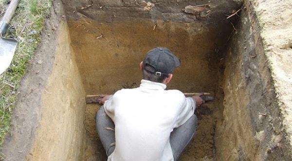 Выгребная яма под ключ. Подготовка выгребной ямы.