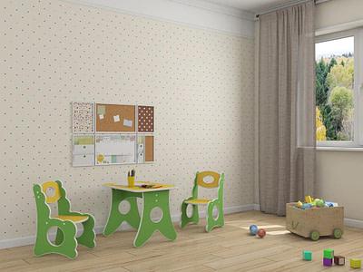 Детская мебель стульчик Ромашка купить в Ульяновске